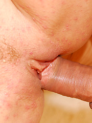 Ivy loves cock in her aged ass!