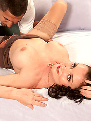 Russian mature sex scene