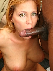 50 year old MILF is smokin\\\\\\\' hot and down for black cock!