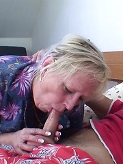 She\\\\\\\'s a mature cock hound and she\\\\\\\'s filled up by his dick much to her delight