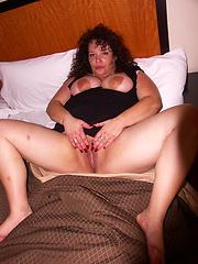 Big mama Joyce loves to suck cock hard