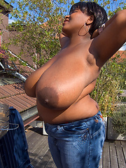 Amateur pictures of mature black sluts