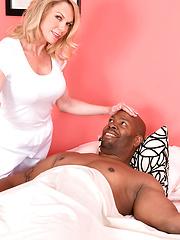 Nurse Alexa's Bbc Creampie
