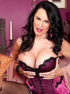 mature porn model Rita Daniels